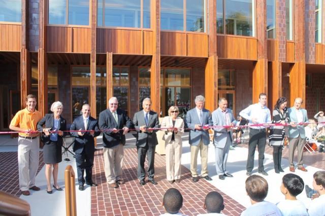Field Elementary School Opening Ceremony | Massachusetts