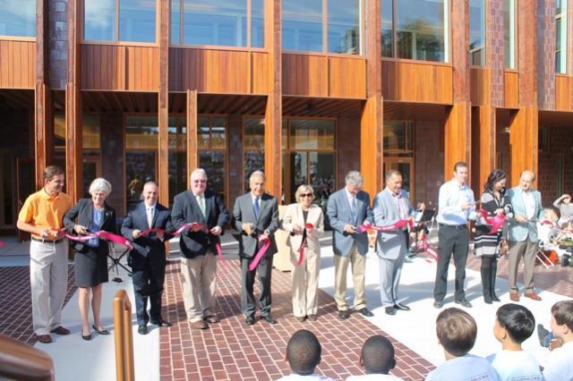 Field Elementary School Opening Ceremony